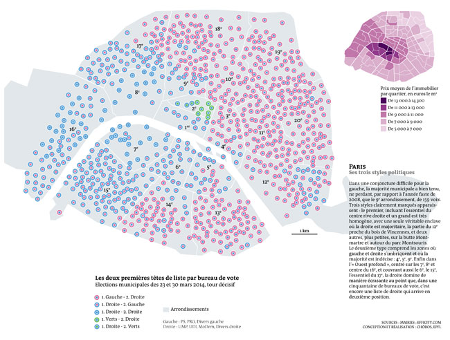 Paris Lyon Marseille Racontees Par Leurs Votes Ieif
