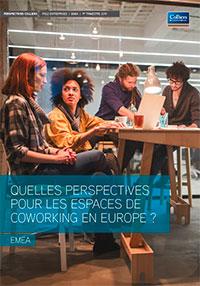 Quelles perspectives pour les espaces de coworking en Europe ?