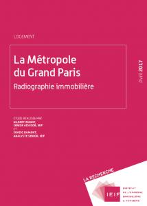 La Métropole du Grand Paris Radiographie immobilière