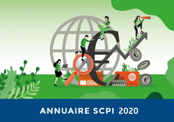 Annuaire SCPI 2020